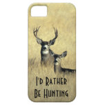 iPhone5 Masculine White Tail Mule Deer Buck Doe iPhone 5 Cover