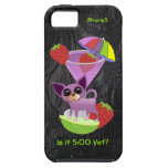 iPhone5 Strawberry Chihuahua Case iPhone 5 Case