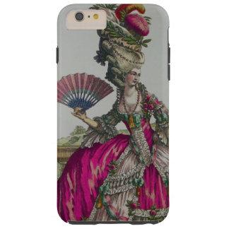 ~ iPhone6/6s de la reina Marie Antonieta MÁS Funda Resistente iPhone 6 Plus