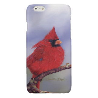 "iPhone6 Case ""Cardinal"" by Camille Engel"