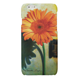 "iPhone6 Case ""Gerber Daisy"" by Camille Engel"