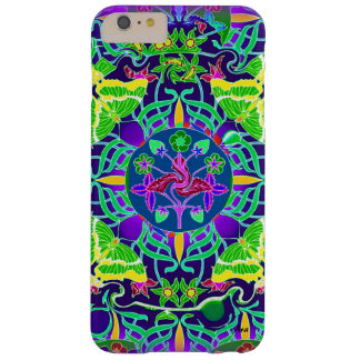 IPHONE6 CASE - MANDALA TO HEAVEN/THE CENTER BARELY THERE iPhone 6 PLUS CASE