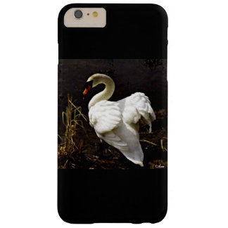 IPHONE6 CASE - NATURES GIFT-A WILD SWAN-ARA PHOTO