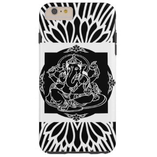 IPHONE6 CASE TOUGH GANESH W. LOTUS DESIGN TOUGH iPhone 6 PLUS CASE