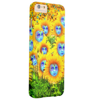 IPHONE6 CASE - TOUGH - MYSTICAL SUNFLOWERS