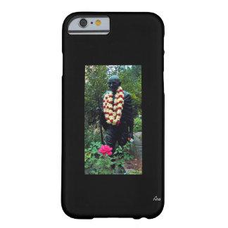 IPHONE6 CASO - CASO DE GANDHI DEL ATONTAMIENTO FUNDA BARELY THERE iPhone 6