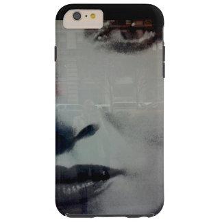 ¡IPHONE6 CASO - REFLEXIONES DE SU ARTE DE LA CARA! FUNDA PARA iPhone 6 PLUS TOUGH