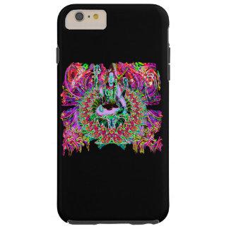 IPHONE6 CASO, SHIVA EN LA MEDITACIÓN FUNDA DE iPhone 6 PLUS TOUGH