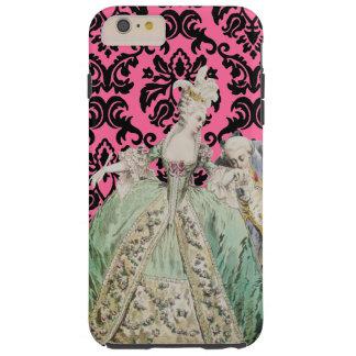 ~ iPhone6 de Marie Antonieta más el caso Funda Para iPhone 6 Plus Tough