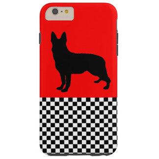 IPHONE6 SUPER CASE - GERMAN SHEPHERD TOUGH CASE TOUGH iPhone 6 PLUS CASE