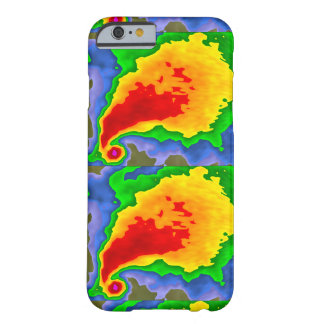 iPhone6 Supercell Doppler Radar Case Barely There iPhone 6 Case