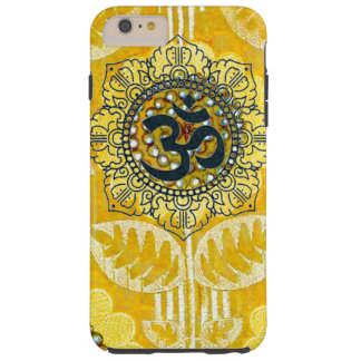IPHONE6 TOUGH-OM SUNFLOWER CASE