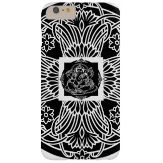 IPHONE6 WHITE LOTUS GANESH REMOVER OF OBSTACLES BARELY THERE iPhone 6 PLUS CASE