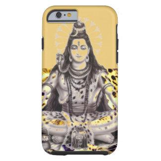 IPHONE6CASE - SHIVA-INDIRECT KNOWLEDGE-tiger skin Tough iPhone 6 Case
