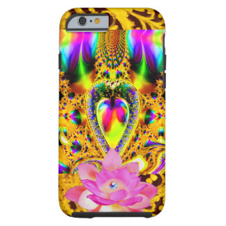 IPHONE6CASE - THE HEART OF BUDDHA TOUGH iPhone 6 CASE