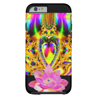 IPHONE6CASE - THE JEWELED HEART TOUGH iPhone 6 CASE
