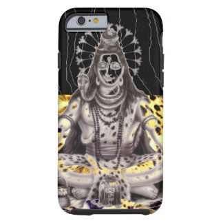 IPHONE6CASE - TIGER SHIVA-INDIRECT KNOWLEDGE TOUGH iPhone 6 CASE
