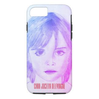 iPhone7 case (Cara Jocelyn Delevingne)