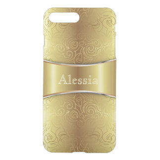iPhone7 Plus Case Floral Abstract Damasks