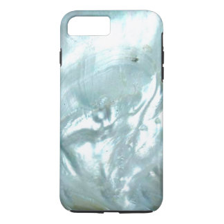 iPhone7 PLUS-SHIMMERING MOTHER OF PEARL (FAUX) CAS iPhone 8 Plus/7 Plus Case