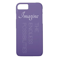 Iphone8/7 case - Imagine All The Possibilities