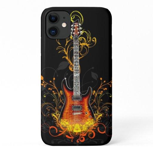 iphone 11 Case-Guitar  iPhone 11 Case