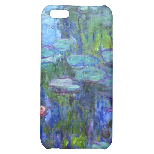 iPhone 1915 de los lirios de agua de Monet 4