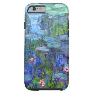 iPhone 1915 de los lirios de agua de Monet 6 Funda De iPhone 6 Tough