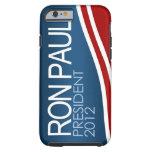 iPhone 2012 del presidente de Paul del caseRon del
