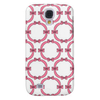 iphone, 241_circles of bows samsung galaxy s4 cover