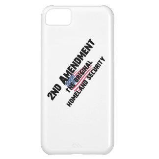 iPhone 2nd Amendment Original Homeland Security Case For iPhone 5C
