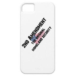 iPhone 2nd Amendment Original Homeland Security iPhone 5 Covers