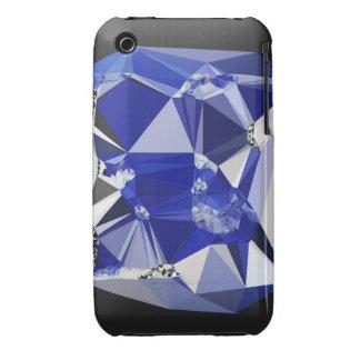 iPhone 3/3GS Case Blue Art RegiaArt