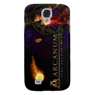 iPhone 3 Case  Arcanum Banner