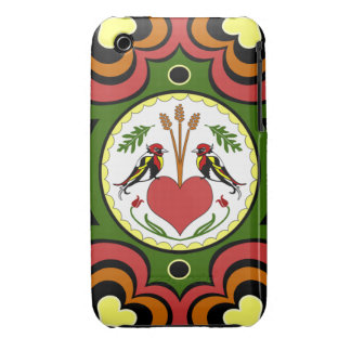 iPhone 3 Case - Long, Happy Relationship Hex