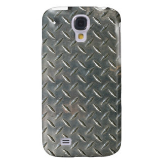 iPhone 3 Metal Plate Pattern Street style case Samsung Galaxy S4 Cover