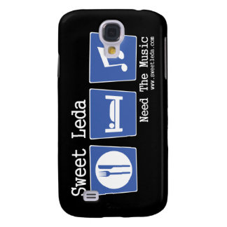 iPhone 3 Need the Music Case Samsung Galaxy S4 Case