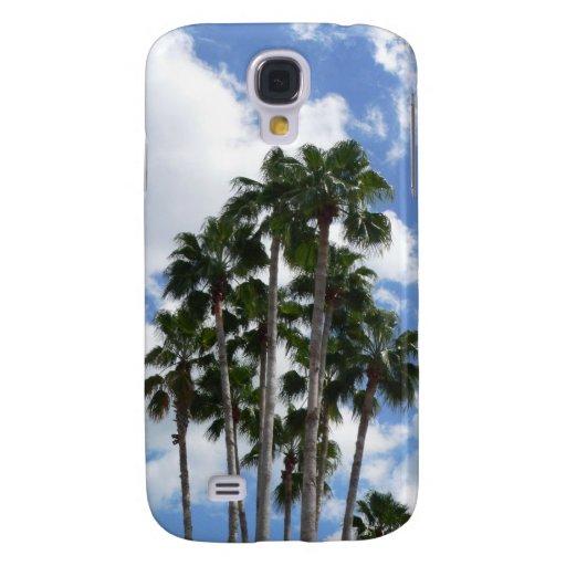 IPhone 3 palmeras del caso