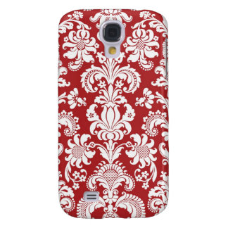 iPhone 3 Speck Case - Pattern Red Damask