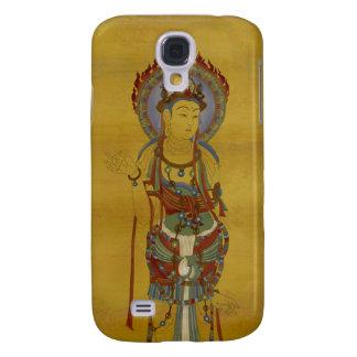 iPhone 3G/3GS - Bambú Backg de Buda de la mandala  Funda Para Galaxy S4