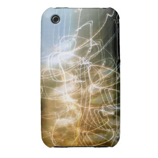 """iPhone 3G/3Gs, Barely There case """"dancing light """""""