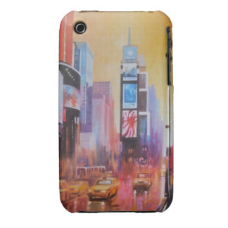 iPhone 3G/3GS Barely There de Nueva York del Times iPhone 3 Fundas