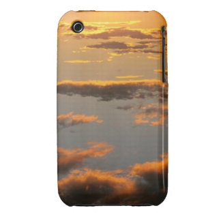 iPhone 3G/3GS Barely There Sunset Cloud Case iPhone 3 Case-Mate Cases
