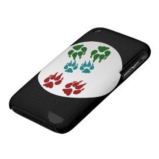iPhone 3G/3GS Cas del paquete 3 de HotterThanHell  Case-Mate iPhone 3 Cobertura