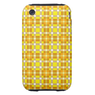iPhone 3G/3GS Case seamless pattern tartan
