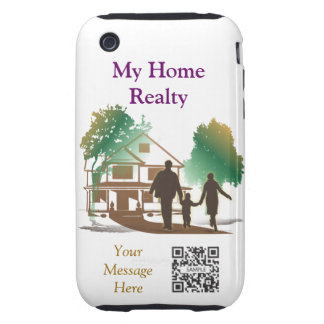 iPhone 3G/3Gs Case Template My Home Realty