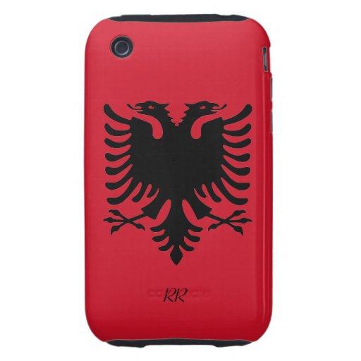 iPhone 3G/3GS de Eagle de la bandera de la Repúbli