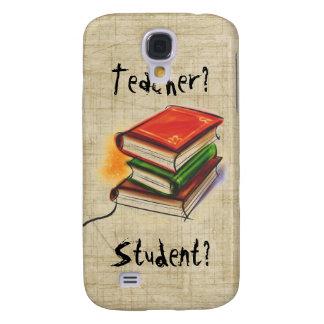 iPhone 3G/3GS del caso del profesor/del estudiante Funda Para Galaxy S4