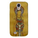 iPhone 3G/3GS - Fire Mandala Buddha Bamboo Backg Galaxy S4 Covers