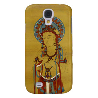 iPhone 3G 3GS - Scripture Buddha Bamboo Background Galaxy S4 Case
